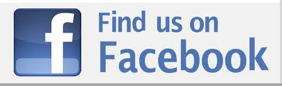 toms pizza - find us on facebook